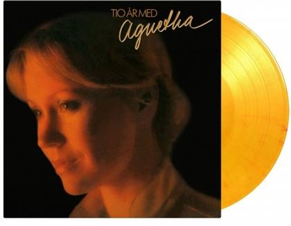 Agnetha Fältskog - Tio Ar Med Agnetha (2020 Reissue, Music On Vinyl, Gatefold, Limited Edition, Colored, LP)