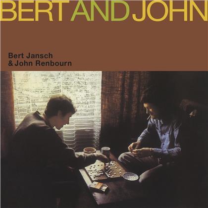 Bert Jansch & John Renbour - Bert And John (2020 Reissue, Music On CD)