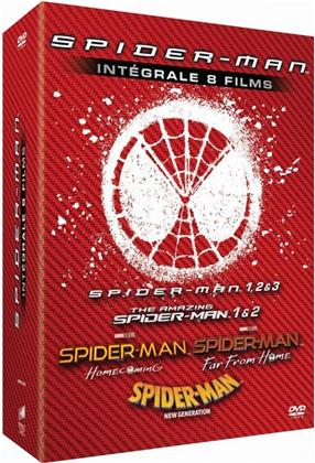 Spider-Man - Intégrale 8 Films (8 DVDs)