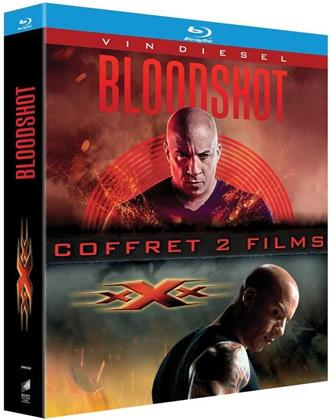 Bloodshot / XXX - Coffret 2 Films (2 Blu-ray)