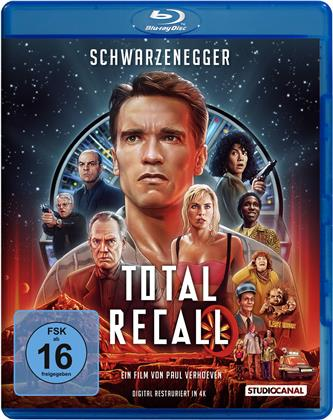 Total Recall (1990) (4K Mastered, Uncut)