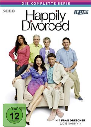 Happily Divorced - Die komplette Serie (6 DVDs)