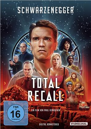 Total Recall (1990) (Digital Remastered, Uncut)