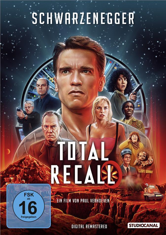 Total Recall (1990) (Digital Remastered, Uncut)