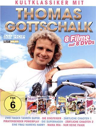 Kultklassiker mit Thomas Gottschalk (Digibook, 8 DVDs)