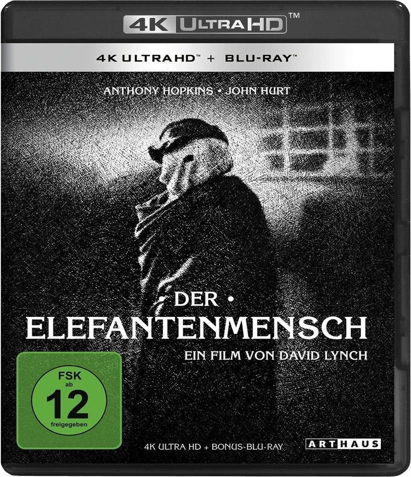 Der Elefantenmensch (1980) (4K Ultra HD + Blu-ray)