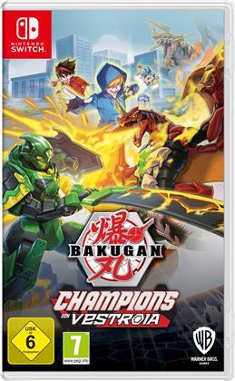 Bakugan - Champions von Vestroia