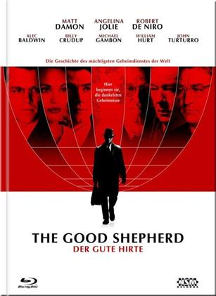 The Good Shepherd - Der Gute Hirte (2006) (Cover A, Limited Collector's Edition, Mediabook, Blu-ray + DVD)
