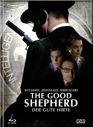 The Good Shepherd - Der Gute Hirte (2006) (Cover B, Limited Collector's Edition, Mediabook, Blu-ray + DVD)