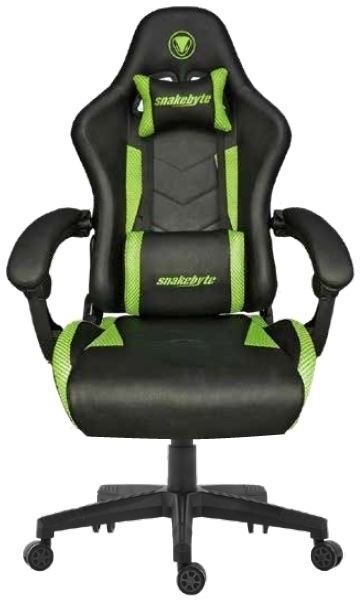 Multi Gaming:Seat EVO green Snakebyte