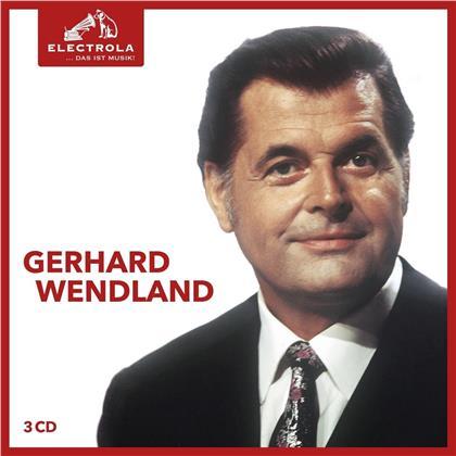 Gerhard Wendland - Electrola...Das Ist Musik (3 CDs)