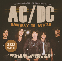 AC/DC - Highway To Austin (2 CDs)