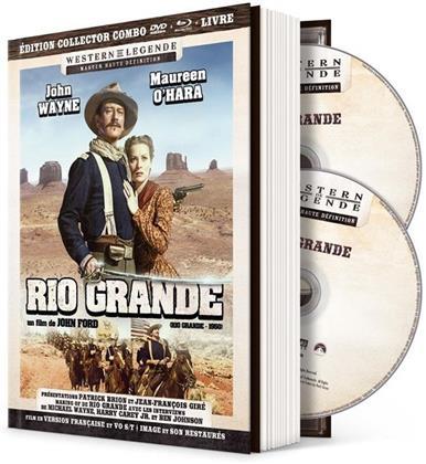 Rio Grande (1950) (Western de Légende, Digibook, Blu-ray + DVD)