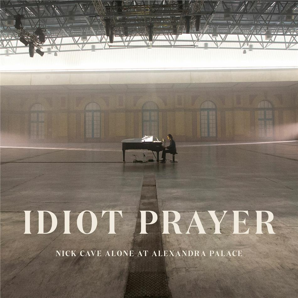 Nick Cave & The Bad Seeds - Idiot Prayer - Nick Cave Alone at Alexandra Palace (2 LPs)