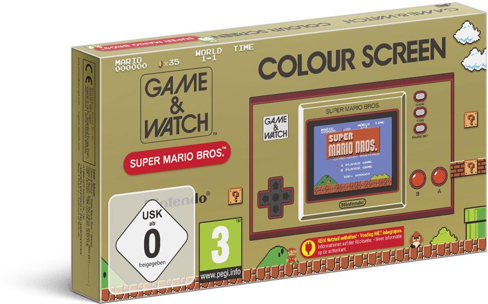 Game&Watch: Super Mario Bros.