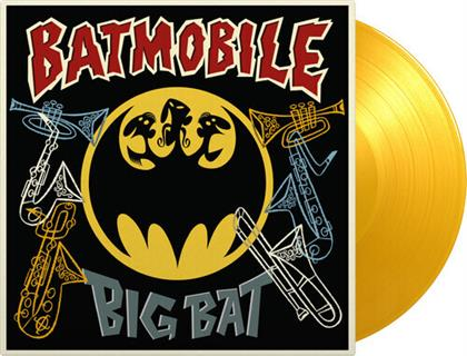 "Batmobile - Big Bat (2020 Reissue, Music On Vinyl, Limited Edition, Colored, 10"" Maxi)"