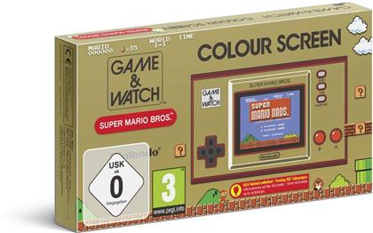 Game&Watch: Super Mario Bros
