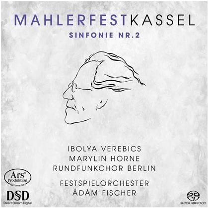 Ibolya Verebics, Marilyn Horne, Gustav Mahler (1860-1911), Adam Fischer & Festspielorchester - Sinfonie 2