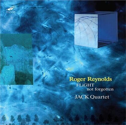 Jack Quartet & Roger Reynolds - Flight - Not Forgotten - ROGER REYNOLDS AT 85 1