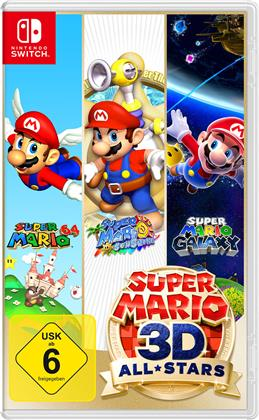 Super Mario 3D All-Stars (German Edition)