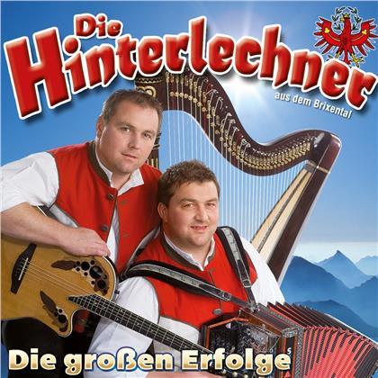 Die Hinterlechner - die großen Erfolge (2 CDs)