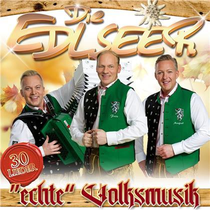Die Edlseer - Echte Volksmusik (2 CDs)