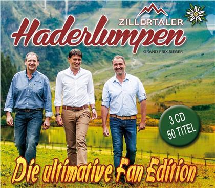 Zillertaler Haderlumpen - Die ultimative Fan Edition (3 CDs)