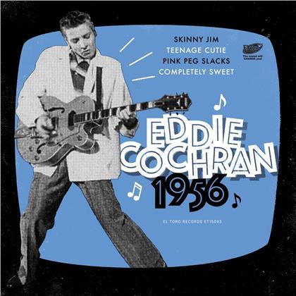 "Eddie Cochran - 1956 (7"" Single)"