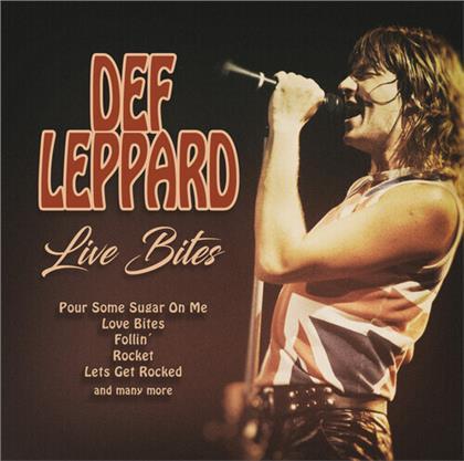 Def Leppard - Live Bites / Fm Broadcast