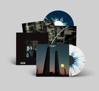 Lebanon Hanover - Sci-Fi Sky (Blue / White Splatter Vinyl, 2 LPs)