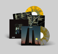 Lebanon Hanover - Sci-Fi Sky (Moon Grey/Yellow Splatter Vinyl, 2 LPs)