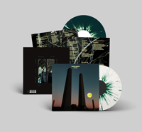 Lebanon Hanover - Sci-Fi Sky (White/Green Splatter Viny, 2 LPs)
