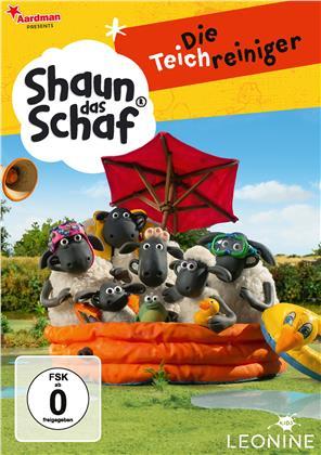 Shaun das Schaf - Staffel 6: DVD 1 - Die Teichreiniger