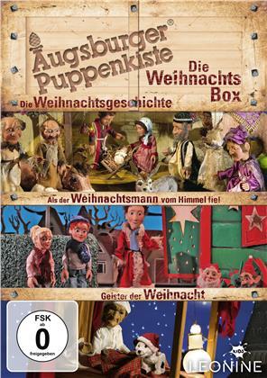 Augsburger Puppenkiste - Die Weihnachts-Box (3 DVDs)