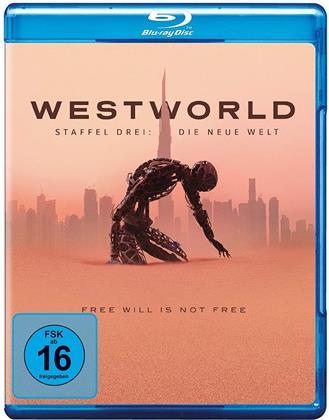 Westworld - Staffel 3 - Die neue Welt (3 Blu-rays)