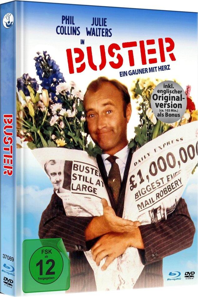 Buster - Ein Gauner mit Herz (1988) (Limited Edition, Mediabook, Blu-ray + DVD)