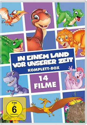 In einem Land vor unserer Zeit - Kopmlett-Box - 14 Filme (14 DVDs)