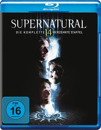Supernatural - Staffel 14 (3 Blu-rays)