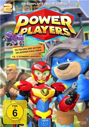 Power Players - Staffel 2 (2 DVDs)