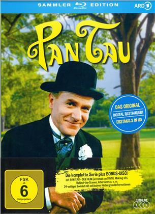 Pan Tau - Das Original - Die komplette Serie (Sammler Edition, Restaurierte Fassung, 4 Blu-rays)