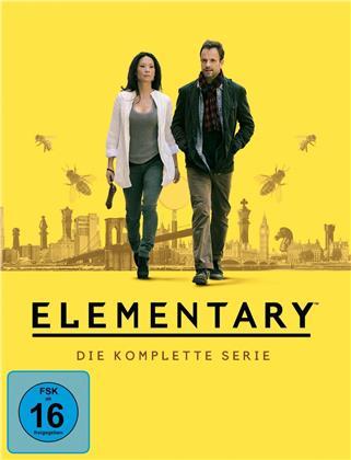 Elementary - Die komplette Serie - Staffel 1-7 (39 DVDs)