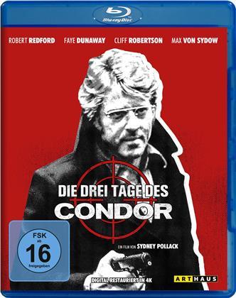 Die drei Tage des Condor (1975) (4K Digital Remastered)
