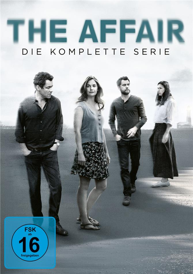The Affair - Die komplette Serie (20 DVDs)