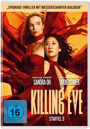 Killing Eve - Staffel 3 (2 DVDs)