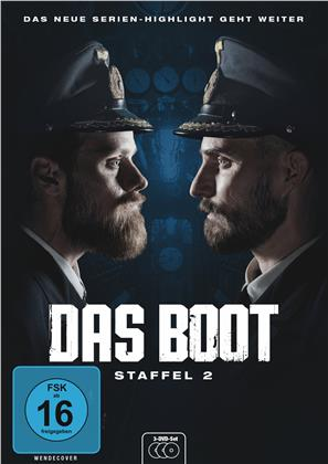 Das Boot - Staffel 2 (3 DVDs)
