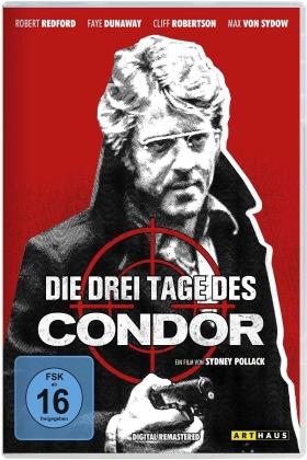 Die drei Tage des Condor (1975) (Digital Remastered)