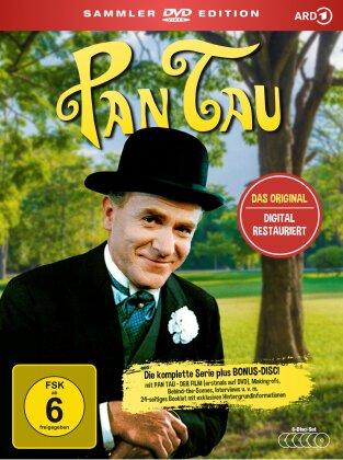 Pan Tau - Das Original - Die komplette Serie (Sammler Edition, Restaurierte Fassung, 6 DVDs)