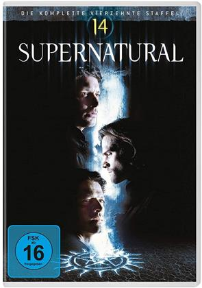 Supernatural - Staffel 14 (5 DVDs)