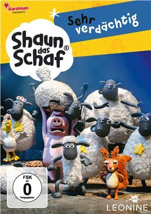 Shaun das Schaf - Staffel 6: DVD 2 - Sehr verdächtig