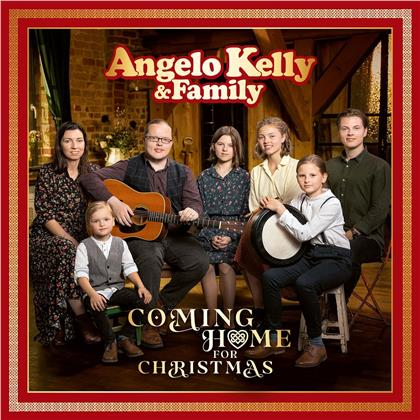 Angelo Kelly & Family - Coming Home - Christmas Edition (2 CDs)